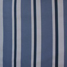 Tecido Gorgurão Waterblock List. Azul
