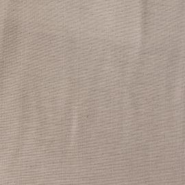 Tecido Jacquard liso cru/dourado ts