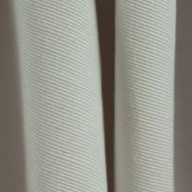 Tecido Gorgurão Verona Liso Duplo Branco