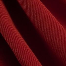 Tecido Gorgurão Verona Liso Duplo Vermelho