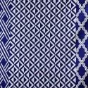 Tecido Jacquard Flamê Est. Azul Marinho