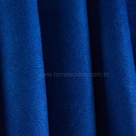 Camurça Sued azul Royal 1,46m