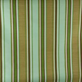 Tecido Jacquard Flamê Listras Verde