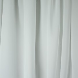 Tecido Elastano Branco p/ cortina