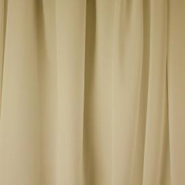 Tecido Elastano Ocre p/ cortina