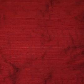 Tecido Seda Como Vermelho Sangue