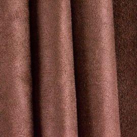 Tecido Camurça Sued Chocolate