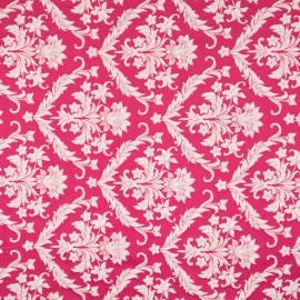Tecido Jacquard Adamascado Titan Pink