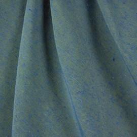 Tecido Jacquard Liso Tubique Verde/Royal