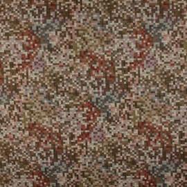 Tecido Gobelem Pixel Crú