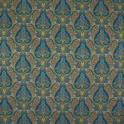 Veludo Vellus Cachemir Azul