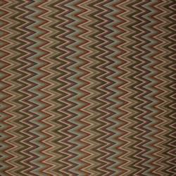 Gobelém Pixel Etnico Crú/Verde