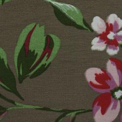 Gorgurão Belize Floral Fendi