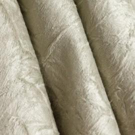 Tecido Suede Amassada Marfim