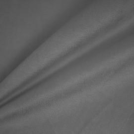 Tecido Veludo Liso Prata