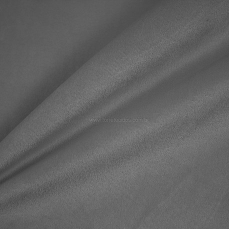 Veludo Liso Prata