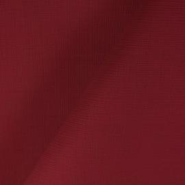 Tecido Veludo Rústico Vermelho