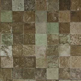 Tecido Gorgurão Wall Linea Pedras