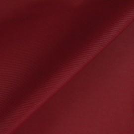 Tecido Gorgurão Waterblock Liso Vermelho