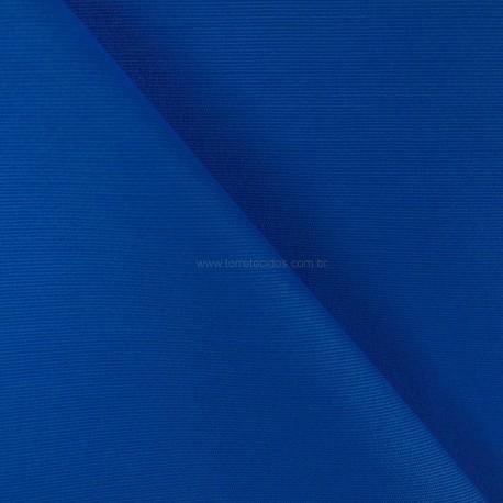 Gorgurão Waterblock Liso Azul