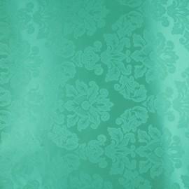 Jacquard 2,80 Medalhão Verde Água