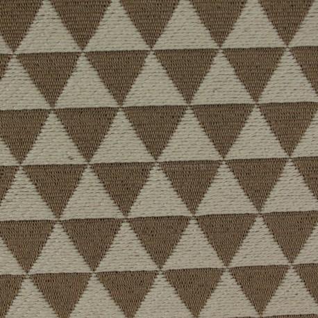 Jacquard Triângulos Fendi