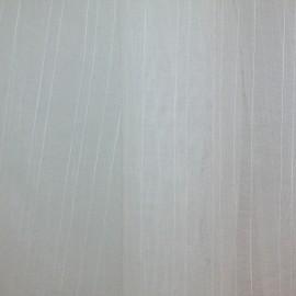 Tecido Voil Rústico Listras Perola