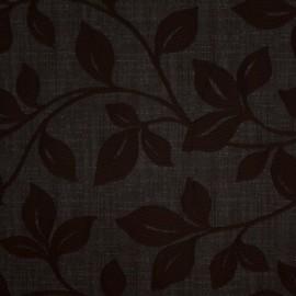 Tecido Veludo Provence Marrom C/ Ferrugem