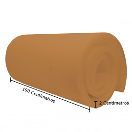 Espuma D33 2cm espessura