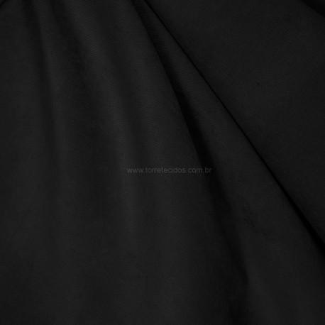 Veludo Velvet Molhado Preto
