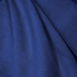 Tecido Veludo Velvet Molhado Azul