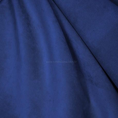 Veludo Velvet Molhado Azul