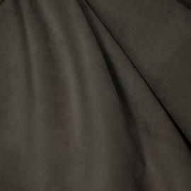 Tecido Veludo Velvet Molhado Marrom