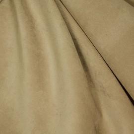 Tecido Veludo Velvet Molhado Camurça