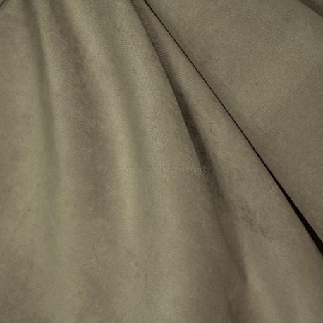 Veludo Velvet Molhado Bege