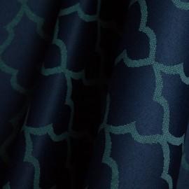 Tecido Jacquard Alfaiataria Azul