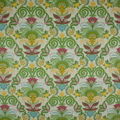 Jacquard Marble Cachemir Verde