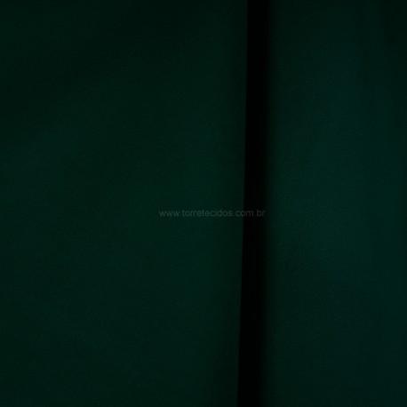 Tecido Veludo Liso Verde Musgo