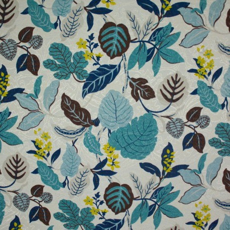 Jacquard Marble Hamonia Azul
