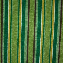 Jacquard Marble Listrado Verde Lavado