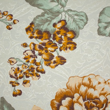 Jacquard Marble Cravo Ocre