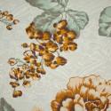 Tecido Jacquard Marble Cravo Ocre