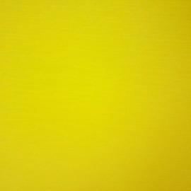 Tecido Gorgurão Waterblock Liso Amarelo Canario