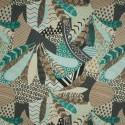 Tecido Gorgurão Waterblock Pena Tiffany