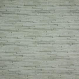 Tecido Gorgurão Waterblock Pedras Cinza
