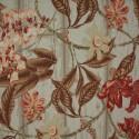 Tecido Gorgurão Waterblock Floral Coroa de Rei