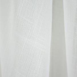 Tecido Rústico Flame Branco