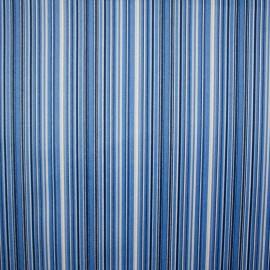 Tecido Veludo Estampado Olinda Azul Escuro