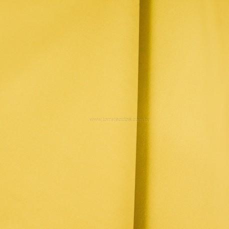 Tecido Veludo Pavia Amarelo