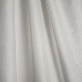Tecido Microfibra Adamascada Branco